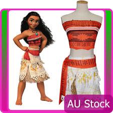 Ladies Adult Moana Polynesia Princess Fancy Dress Womens Book Week Costume