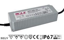 GPV-200-24 199,2 Watt - 24 Volt LED Trafo Treiber Netzteil IP67 Wasserfest