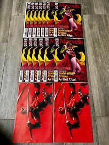Deadpool Variant Lot / 15 Books / Granov / Dell'Otto