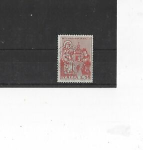 ITALY , 1974, SG1386 TYPE 548 50L RED AND GREEN, USED