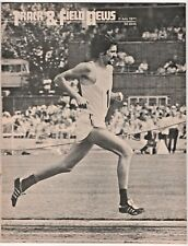 1971 Track and Field News David Bedford USA vs Africa Games Steve Prefontaine