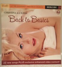 Christina Aguilera Back To Basics Limited Edition Cardboard Promo Poster 24x24