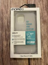 Incipio Aerolite Extreme Drop Protection Case For Apple IPhone 11 Pro Frosted