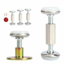 US Adjustable Threaded Bed Frame Anti-shake Tool Telescopic Support for Wall