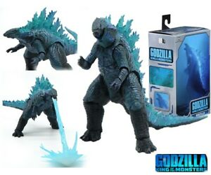 """NECA Godzilla 7"""" King of Monsters Ultimate Blast Action Figure Model Toy Gift"""