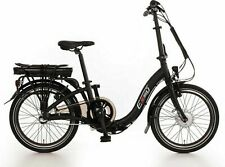 Bachtenkirch e-Bike Klapprad EasyGo 20 Zoll , 3-Gang, Schwarz, neu