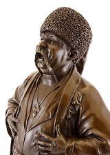 Russische Kosaken Bronzefigur - Echte Bronze
