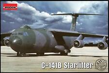 Roden 331 Lockheed C-141B Starlifter transport aircraft Polar 9 model kit 1/144