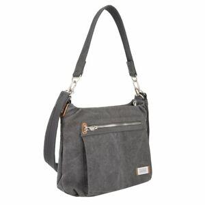 Travelon Anti-Theft Bag, Pewter colour NWT $60 FREE POST(HERITAGE HOBE )33072
