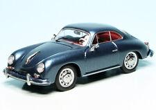 Schuco 1/43 Porsche 356A Coupe, Blue  - 450256500