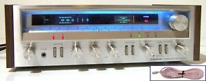 🔥【PRO SERVICED】Pioneer SX-3600 Stereo 60W Receiver!Phono,CHOOSE COLOR💥GUARANTY
