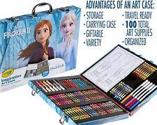 CRAYOLA Inspiration Art Case - Frozen 2-100 Piece Set RRP 24.99