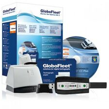 GloboFleet Starter Set Optimal DK2 Fahrerkarten Tachos auswerten Verstossliste