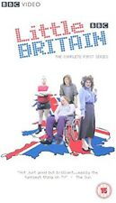 Wendy Baxter, Charu Bala Ch...-Little Britain: Complete Series 1  DVD NEW Sealed