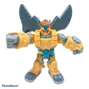 Little Tikes Kingdom Builders - Sir Wrench -A-Lot Transforming Action Figure