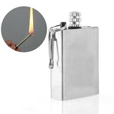 Portable Survival Fire Starter Flint Match Metal Lighter Hiking Tools