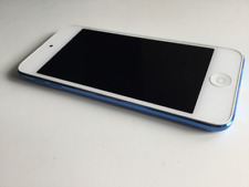 BLUE APPLE IPOD TOUCH 6TH GENERATION 16GB EXCELLENT CONDITION QUICK POST