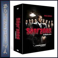 SOPRANOS - ENTIRE COLLECTION SERIES 1 2 3 4 5 & 6 BOX SET **BRAND NEW DVD**