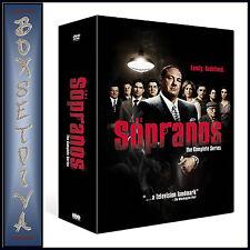 SOPRANOS - ENTIRE COLLECTION SERIES 1 2 3 4 5 & 6 BOX SET **BRAND NEW**