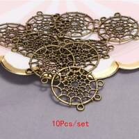 Retro DIY Alloy Bronze Dreamcatcher Necklace Components Access SALE