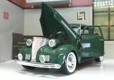 Coche de automodelismo y aeromodelismo color principal verde Chevrolet
