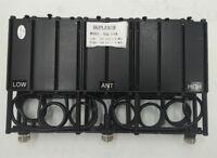 100W Broadband VHF 136-180MHz 8 Cavity Duplexer N Connector