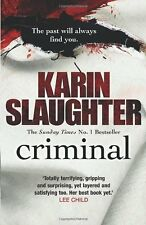 Criminal (The Will Trent Series),Karin Slaughter- 9780099550280