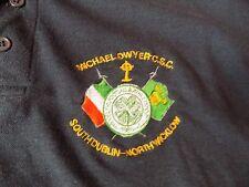 Polo shirt L Glasgow Celtic St.Pauli Irish Republican Michael Dwyer