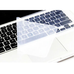Universal Silicone Keyboard Cover Film for Laptop Notebook Waterproof Dust-proof