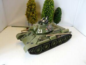 """1/35 Modell """"Russischer Kampfpanzer"""" - gebaut und bemalt... ansehen! (N6)"""