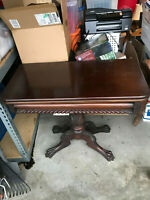 Antique 19th century Game Table