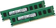 2x 4gb 8gb DI RAM MEMORIA FUJITSU Celsius W-Series w510 d3067 1600 MHz pc3-12800u