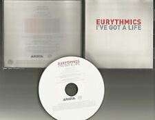Annie Lennox EURYTHMICS I've Got a Life w/ RADIO EDIT PROMO DJ CD Single MP3 Trk