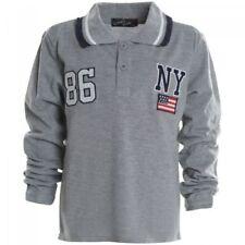 Markenlose Jungen-T-Shirts, - Polos & -Hemden aus Baumwollmischung in Größe 152