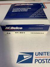 4 x Genuine ACDelco 41-801 Platinum Spark Plug fits Chevy Jaguar MADE IN USA