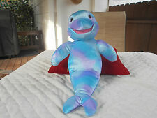 "2014 Build A Bear 18"" Dolphin Puppet Plush"