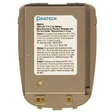 Pantech Replacement Battery 1000mAh 3.7V PBR215 for CDM 8914 - Silver