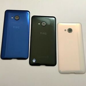 Genuine HTC U PLAY 2PZM300 Original Rear Back Battery Cover housing Casing