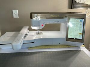 Babylock Destiny II Sewing and Embroidery Machine Combo Pre-Owned Gently Used
