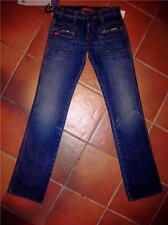 NWT Miss Sixty Rubi Straight Leg Jeans size 24 $205~Made in ITALY