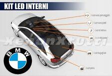 KIT LED INTERNI BMW SERIE 3 E90 / E91 ANTERIORE + POSTERIORE 6000K CANBUS