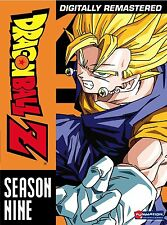 DRAGON BALL Z - COMPLETE SEASON 9 -   DVD - UK Compatible - New & sealed