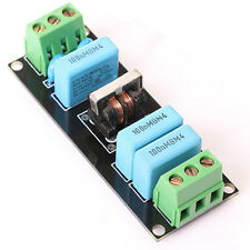 New Power Filter Board 4A EMI Filtering HiFi DIY Kit for DAC Headphone Amplifier