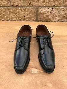 NWOT/B Allen Edmonds Delray Oxfords Black Dress Shoes , Size 9 A