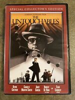 LIKE NEW—The Untouchables (DVD, 2004, Special Collectors Edition) FREE SHIPPING