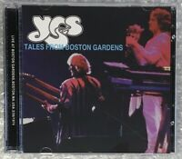 YES TALES FROM BOSTON GARDENS CD THE REVEALING SCIENCE OF GOD PROGRESSIVE ROCK