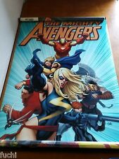 Mighty Avengers #1 Frank Cho Poster Iron Man, Black Widow, Wasp