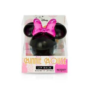 Disney x Mad Beauty Lip Balm - Minnie Mouse Head