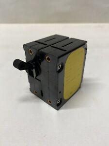 NEW Airpax UPG11-4470-4 Circuit Breaker 250V 15Amp 60Hertz