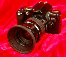 Complete CANON EOS REBEL X S 35mm SLR Camera 35-80mm f 4-5.6 Zoom Lens + EXTRAS!